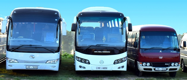 Hire mini van or Bus in Colombo Sir Lanka