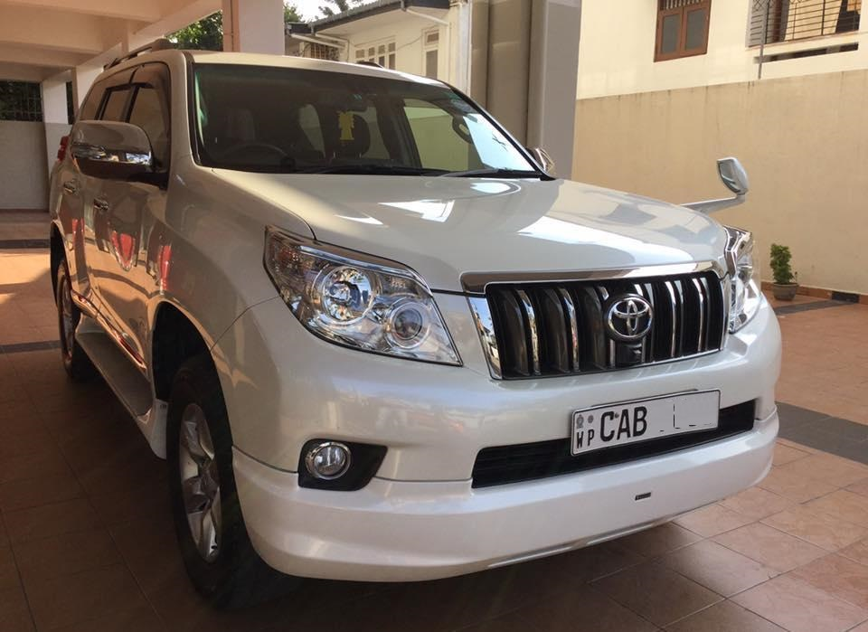 Toyota Prado 6 Available