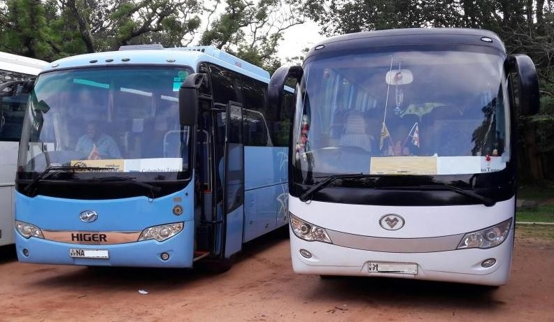 32 seater luxury coaches for tours