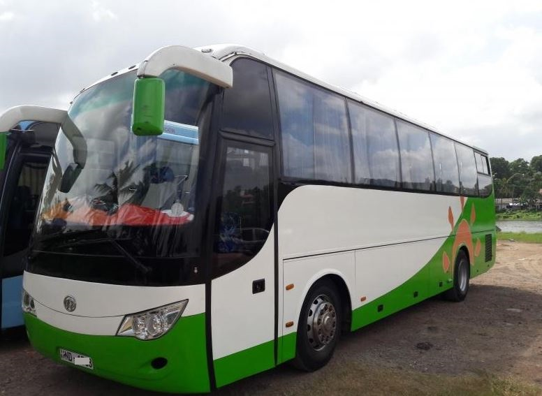 32 seater bus for hire in Colombo Airport