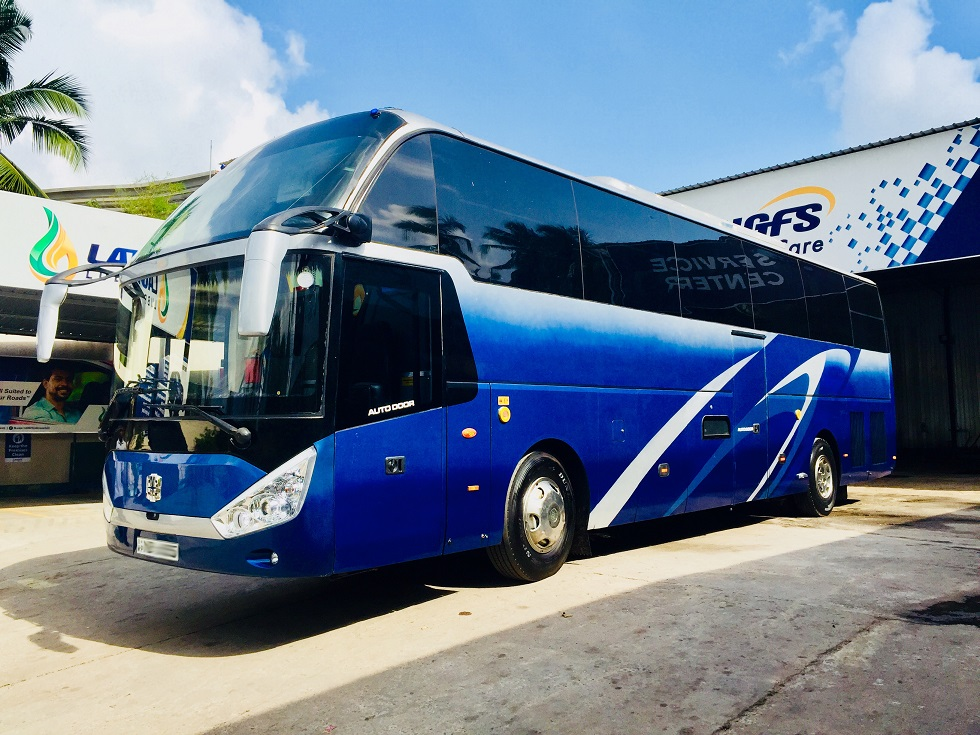 45 seater Luxury bus Colombo
