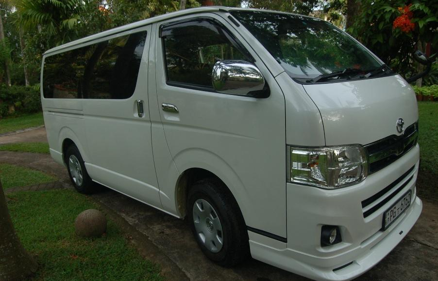 vehicle rental service Sri Lanka