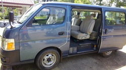Nissan caravan for Hire