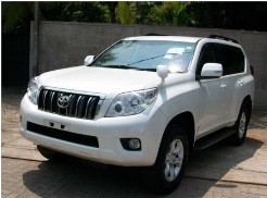 SUV Jeep for Rent