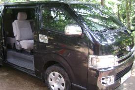 KDH van for Hire Colombo