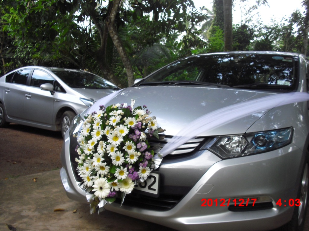 Wedding Cars For Hire Rent