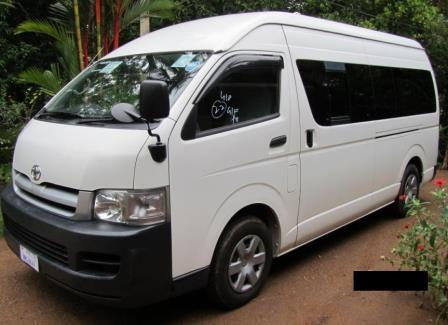 Van For Hire In Sri Lanka Tel 0772266877 Car Vans Rental